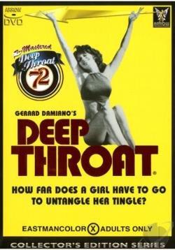 Deep Throat DVD
